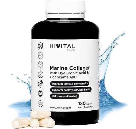 Colanergy Forte Colágeno con Ácido Hialurónico y Micronutrientes Jarabe 500 ml Vitalimax Nutrition: Amazon.es: Salud y cuidado personal