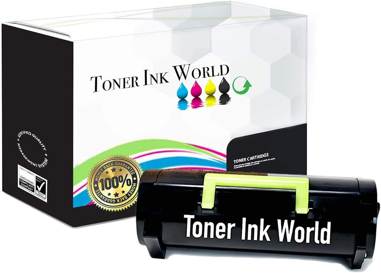 TIW S2830 Replacement Black Toner Cartridge for Dell S2830 and S2830DN Printers, High Yield 8,500 Page Printing, Home or Commercial Use, CH00D GGCTW