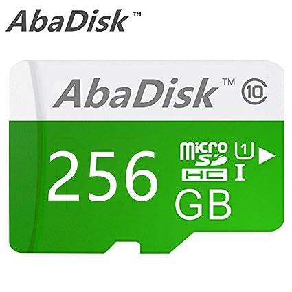 abadisk 64 GB Micro SD Card Clase 10 Tarjeta de Memoria TF ...