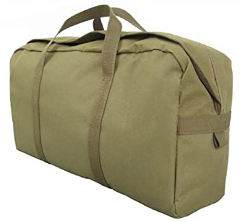 Bolsa de ejército grande - bolso de mecánico - bolsa ...