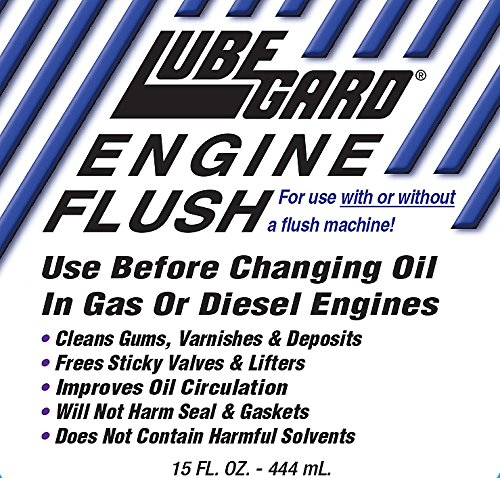 Lubegard 95030 Engine Flush, 15 oz. by Lubegard