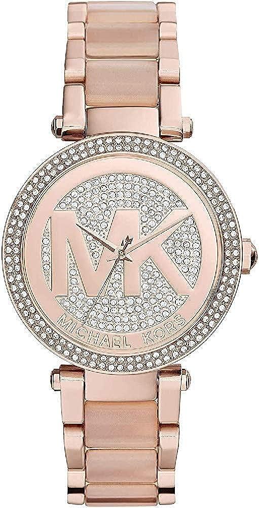 Michael Kors Parker Rose Gold Watch for ₹14,295