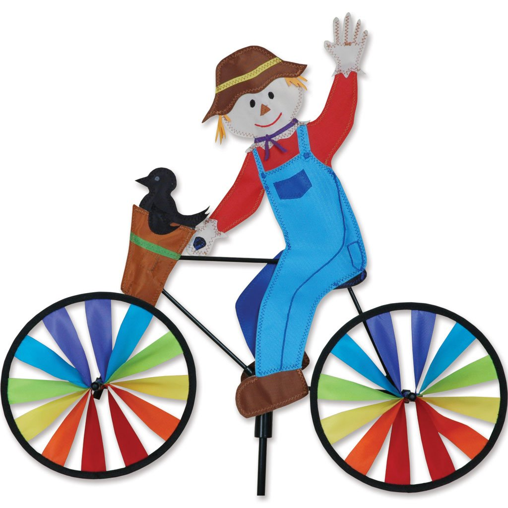 Premier Kites Bike Spinner, Scarecrow by Premier Kites