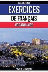 Exercices de vocabulaire # Français-Grec: 293 Exercices pour découvrir 3809 mots (French Edition) Kindle Edition