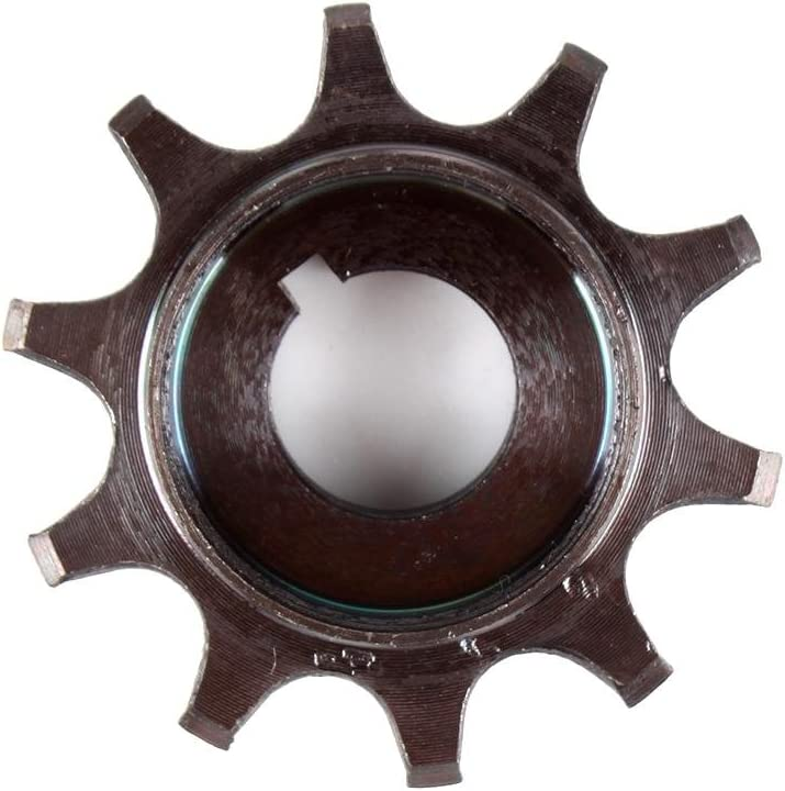 Suuonee Chain Sprocket 9 Hole 44 Tooth Chain Sprocket for 49cc 66cc 80cc Engine Motorized Bicycle