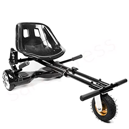 enyaa 2018 Modelo Ajustable Hoverkart con suspensión para 6,5 8 10 Pulgadas Hoverboard Accesorios Smart Electric Scooter Go Karting Kart para Adultos ...