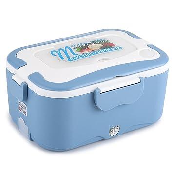 Boîte Chauffante Lunch Box pour Voiture Électrique Boîte Déjeuner Thermique  de 1.5L Boîte Alimentaires Boîte 35659dacc5b9