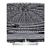 Pixels Shower Curtain (74'' x 71'') ''8th Wonder''