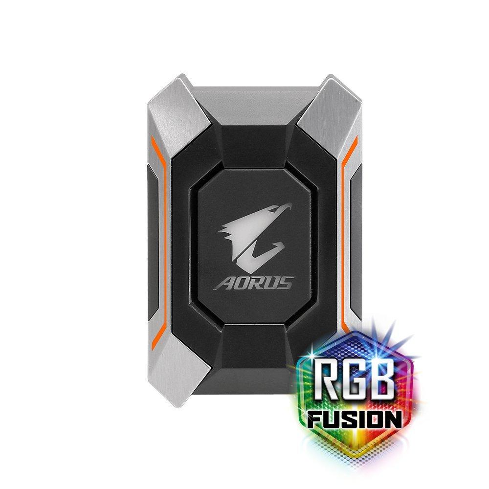 Gigabyte Aorus SLI Hb Bridge RGB (1 Slot Spacing) Graphic Cards GC-A2WAYSLI RGB
