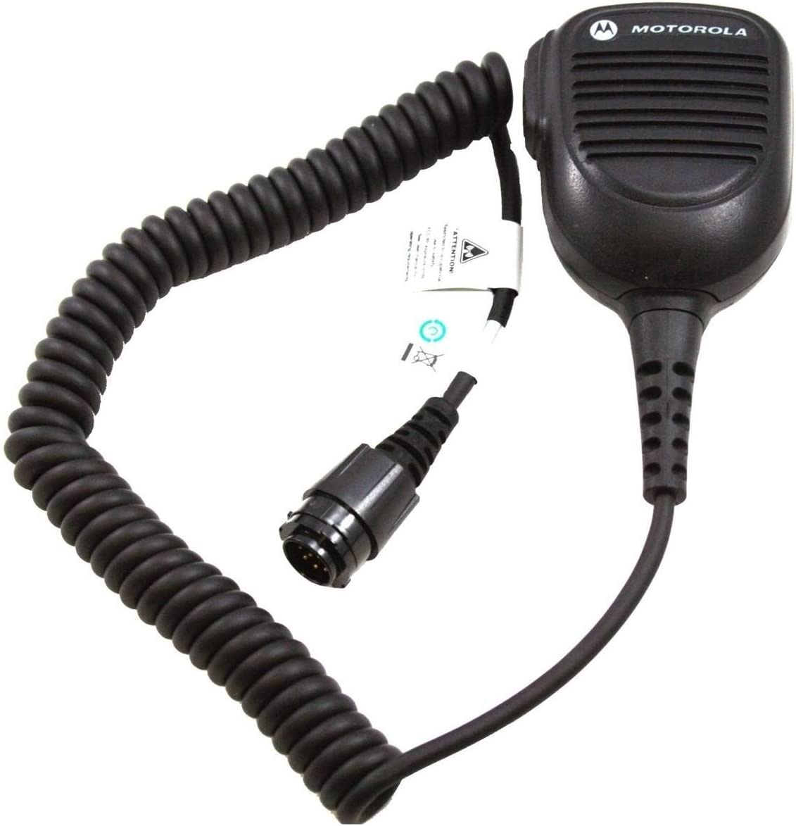 RMN5052 Compact Palm  Mobile Mic For Motorola XPR4380 XPR4500 XPR4550 XPR4580