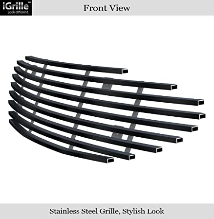 APS Compatible with 2000-2003 Ford Taurus Black Billet Grille Grill Insert S18-H49456F