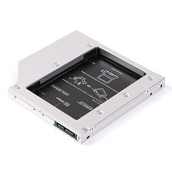Bandeja de aluminio portátil ORICO SATA 3.0 para disco duro o SSD ...