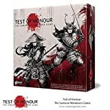 Test Of Honour Samurai Warband Box - Plastic