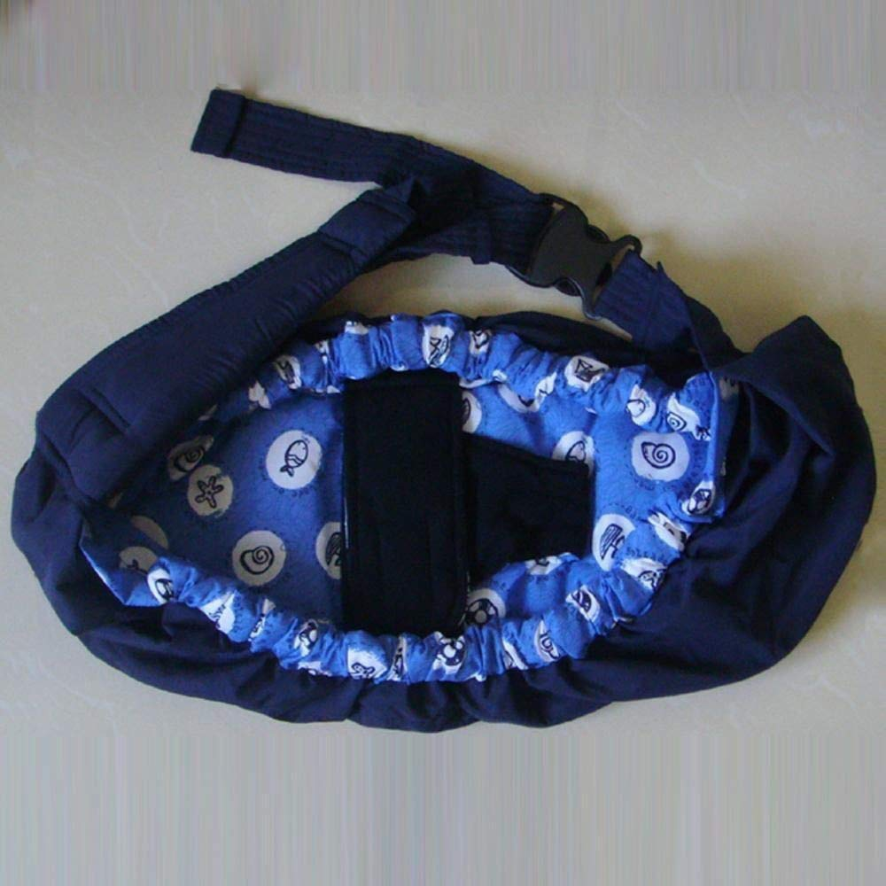 Newborn Baby Wrap Carrying Strap,Adjustable Breathable Baby Sling Carrier Infant Breastfeeding Nursing Pouch Slings