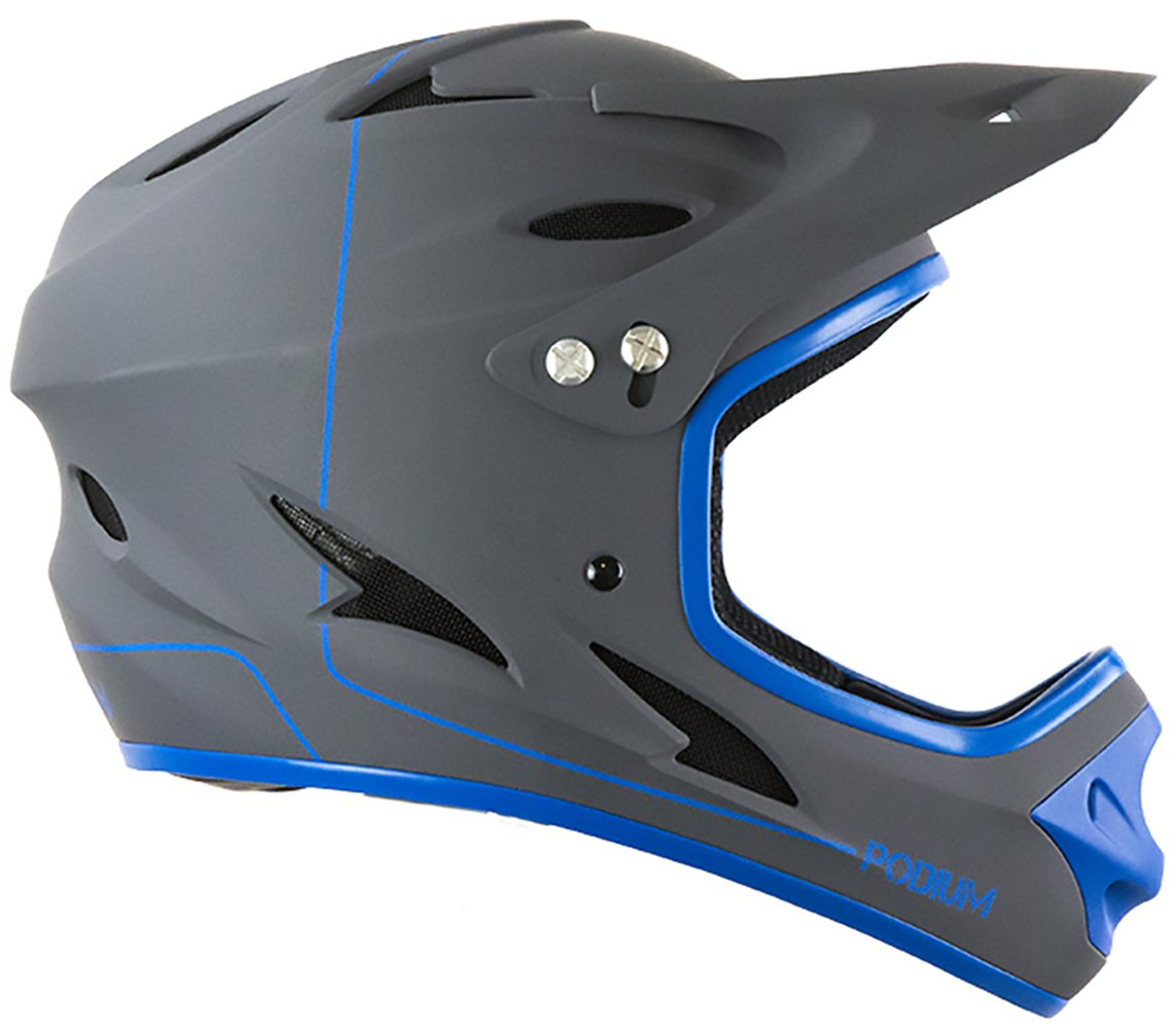 Demon Podium Full Face Mountain Bike Helmet 6 Color Options Available