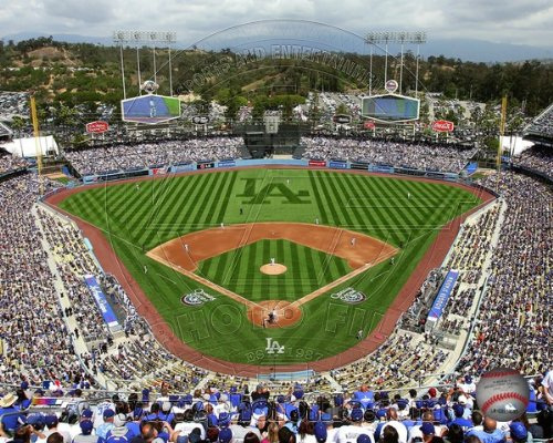 Dodger Stadium LA Dodgers 2013 MLB Action Photo 8x10 ()