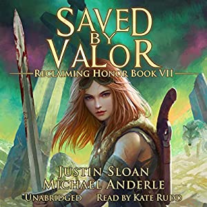 Saved by Valor: A Kurtherian Gambit Series Audiobook