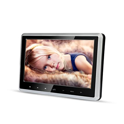 car dvd player for kids 101 inch wide screen ultra thin headrest dvd player monitor