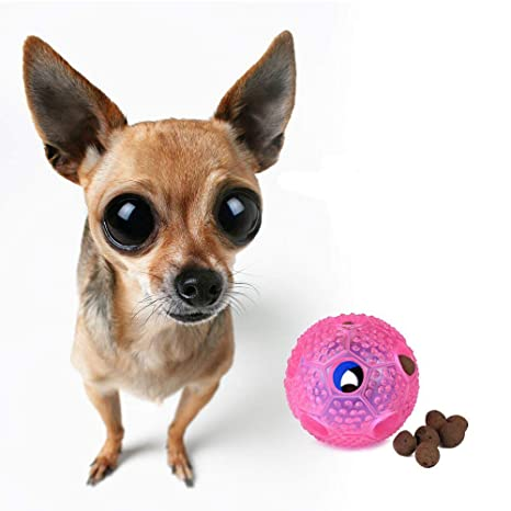 Juguete interactivo para perro Love Pet Home - IQ Treat Ball ...