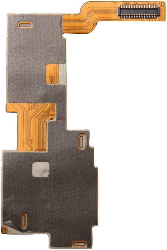 MOBILEACCESSORIES for jodnn dian TENGLIN IM Card and SD Card Reader Flex Cable for LG Optimus G Pro F240