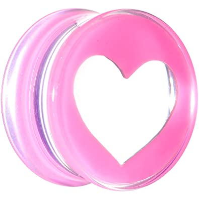 Amazon.com: Cuerpo Candy 20 mm. Color Rosa Transparente ...