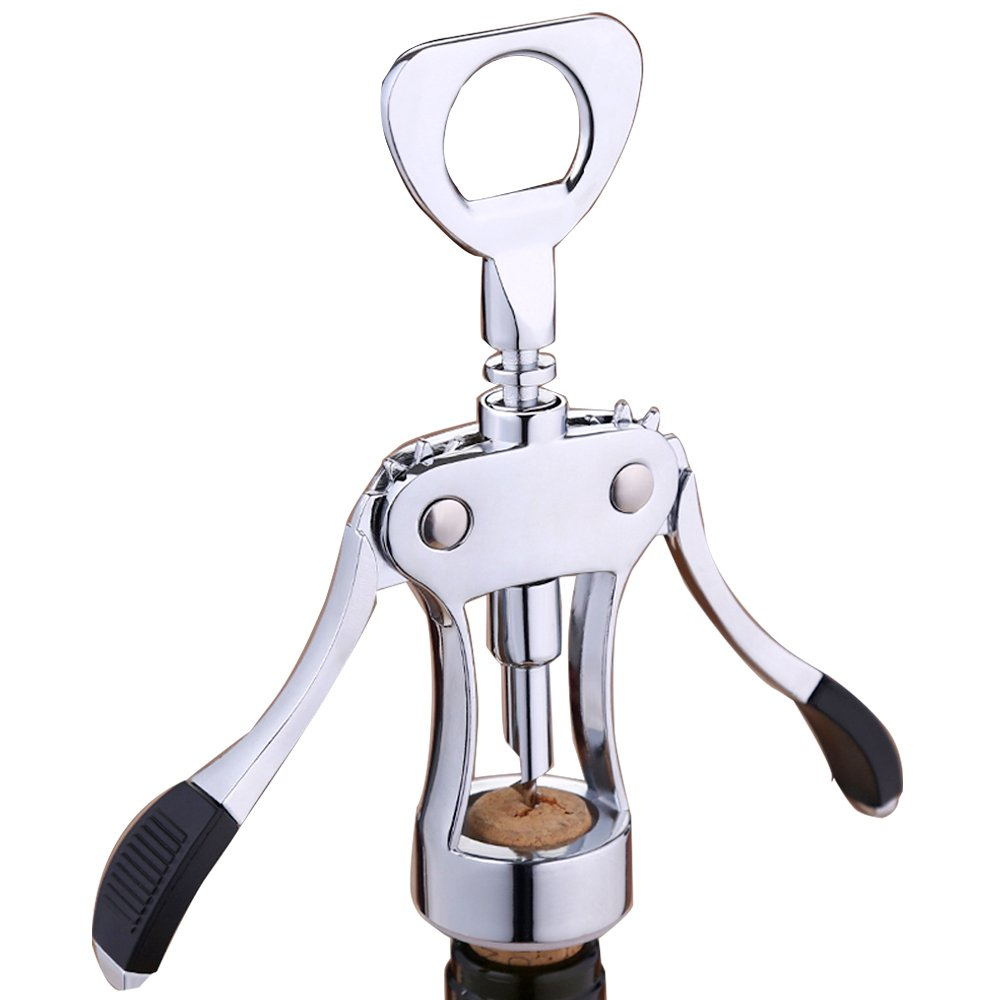 Multifunctional Bottle Opener for High-end Red Wine and Beer, This Wine Opener is Used to Open Beer and Wine Bottles,and is very Convenient for a Professional Sommelier.