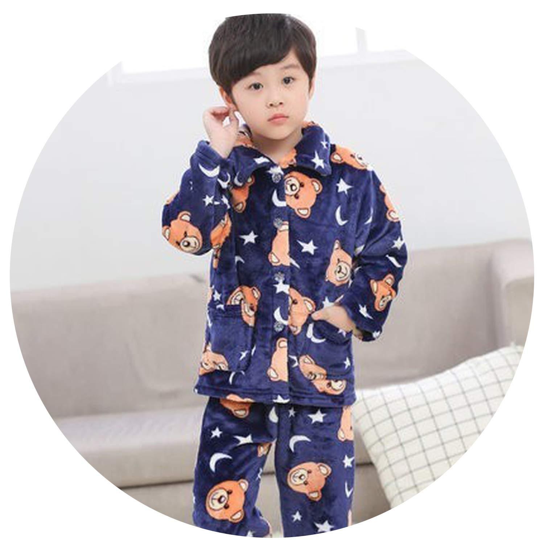 662723cae Pyjamas boy QianQianStore Warm Warm Warm Women Pajamas Set Flannel Women  Winter Cartoon Pijamas Women Big Size Print Pajamas Female Suit Homewear  Sleep XXXL ...