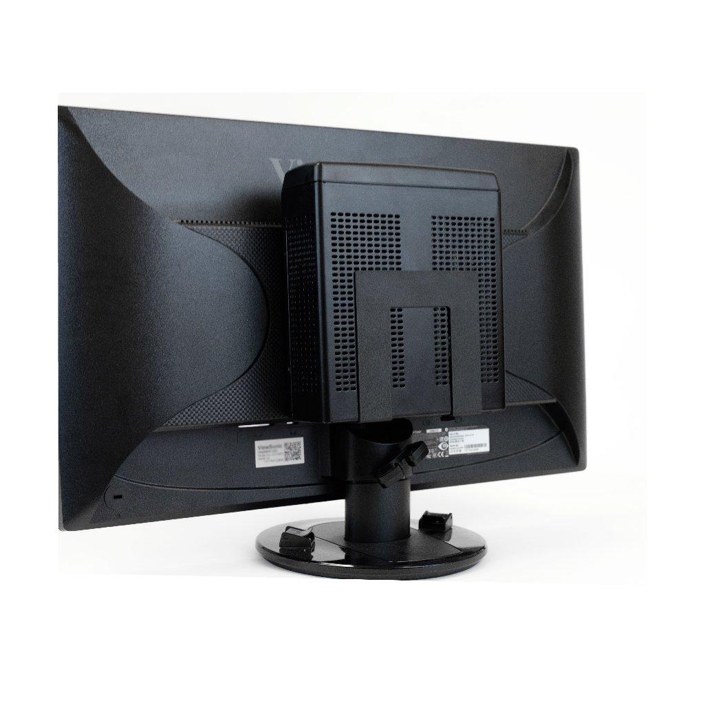 HIDEit Uni-S VESA Mount - Adjustable Small Mount for Mini Computers, CPUs and More