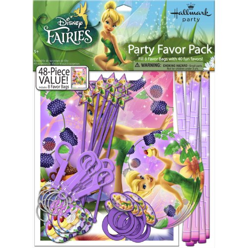 Tinkerbell Sweet Treats Party Favor Set ()