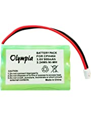 Motorola MBP36PU Battery - Replacement Battery for Motorola Baby Monitor (900mAh, 3.6V, NI-MH)