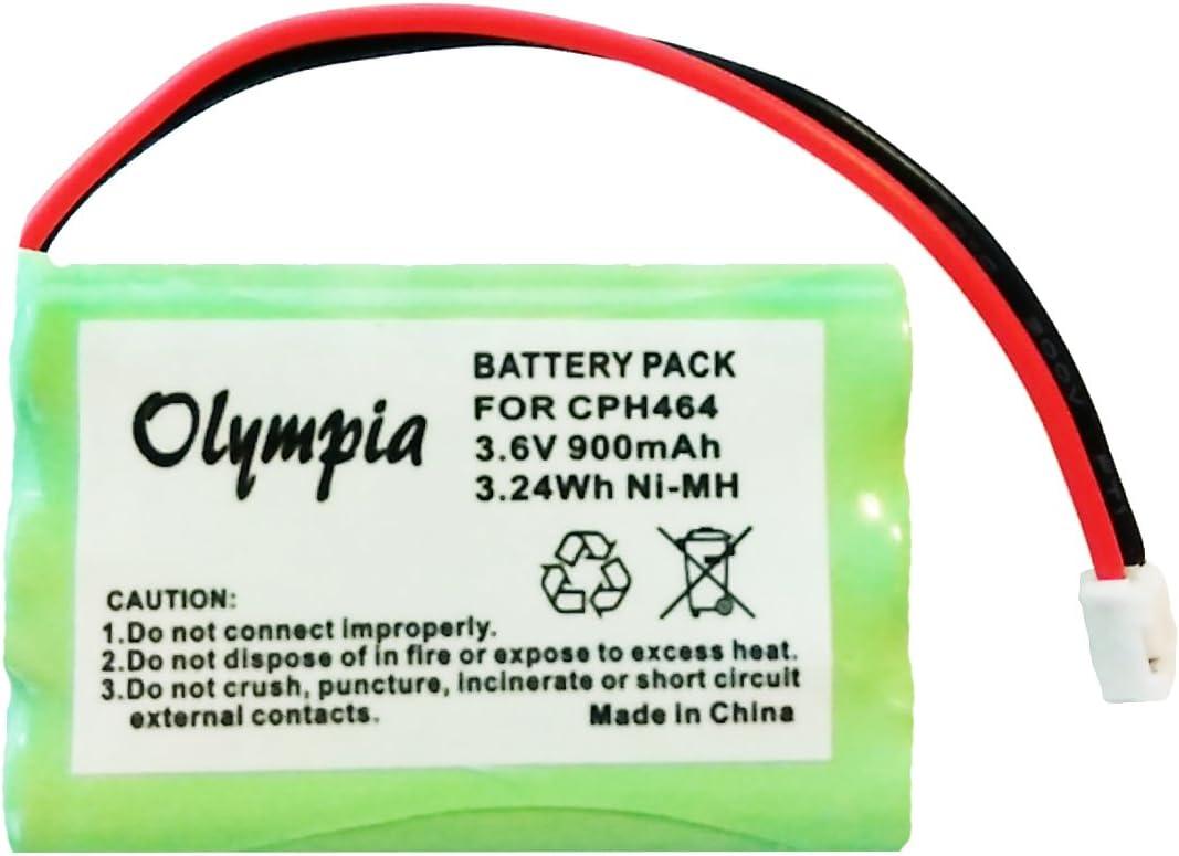 Motorola Minitor V Battery Replacement New Lifetime Warranty