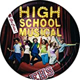 : High School Musical 9 Inch Luncheon Party Plates