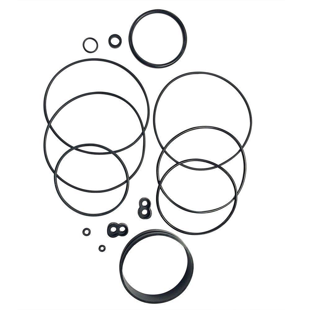 Superior Parts G877 Aftermarket O-Ring Kit Fits Hitachi NR83A, NR83A2, NR83AA, NR83AA2, NV83A Guns