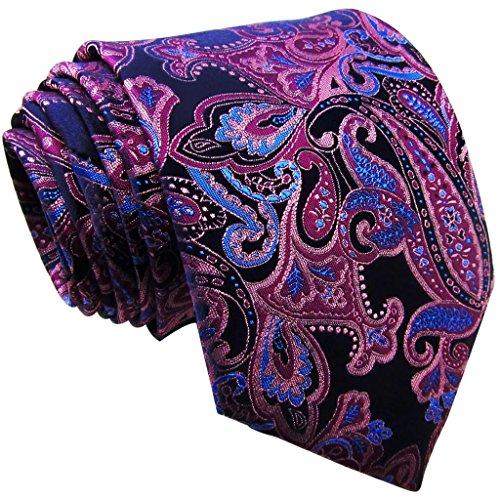 Silk Paisley Tie - 2