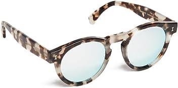 Illesteva Women s Leonard Mirrored Sunglasses 90618ec899