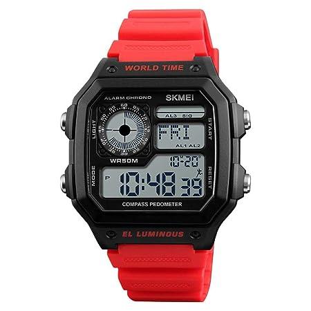 LiféUP Hombres Smartwatches Deportes Al Aire Libre Reloj ...