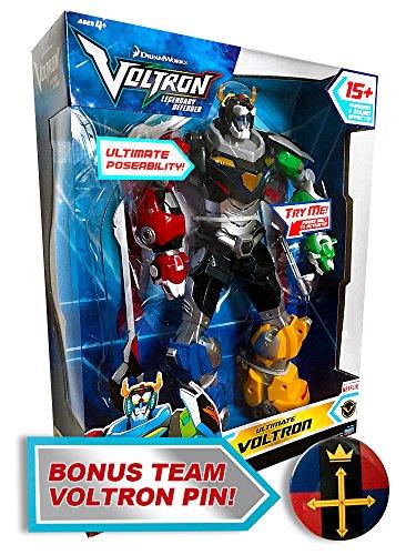 Ultimate Voltron Legendary Defender Deluxe 14