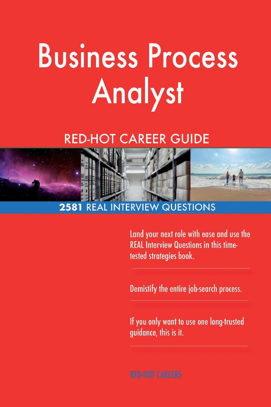 Business Process Analyst RED-HOT Career Guide