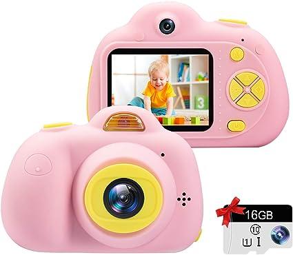 Vtech Kidizoom Selfie Cam Pink Kids Pretend Play Toy