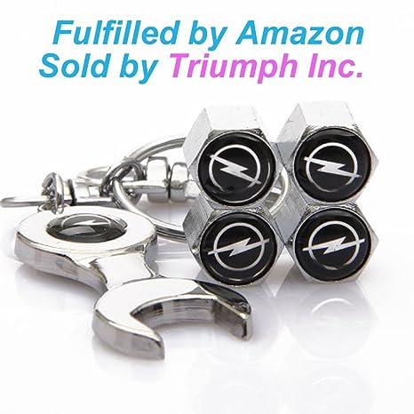 Triumph® Opel Rueda del neumático del neumático de la aleación del metal del vástago del ...
