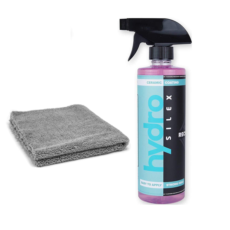 HydroSilex Recharge 16oz & Free 16x16 Edgeless Microfiber Towel