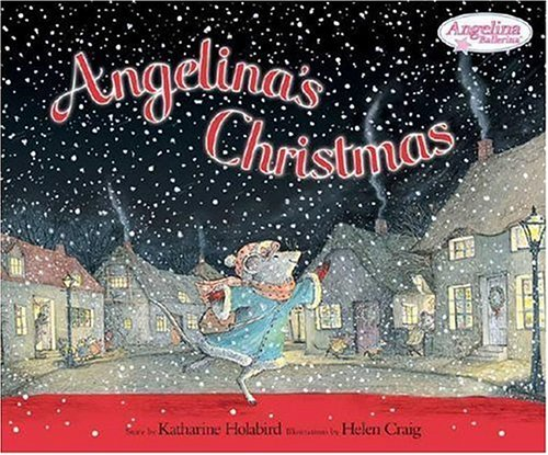 Angelina's Christmas by Puffin