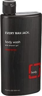 product image for Every Man Jack Body Wash 16.9oz Cedarwood (3 Pack)