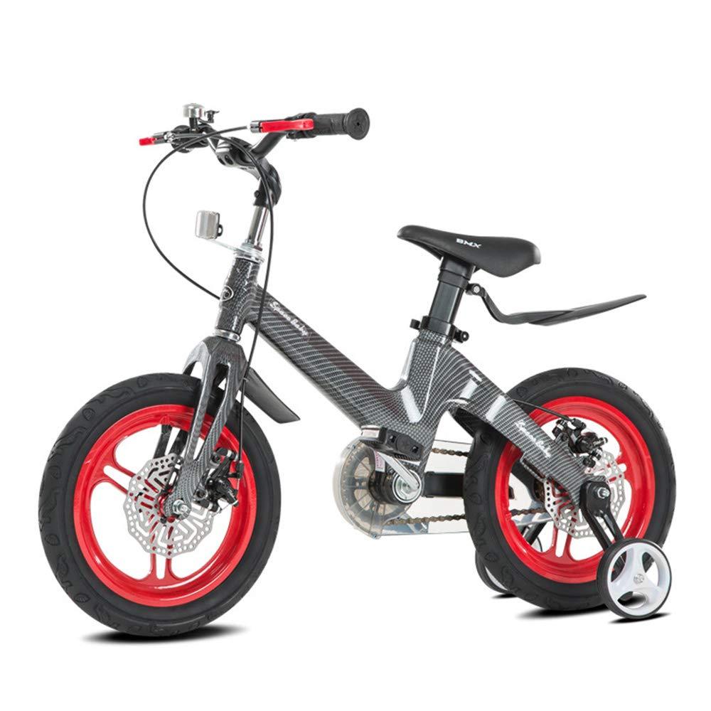 自転車、子供用自転車、12インチ、マグネシウム合金ボディ、取り付けが簡単、滑り止めタイヤ、ギフト自転車のターンシグナル B07JCWFNJ6