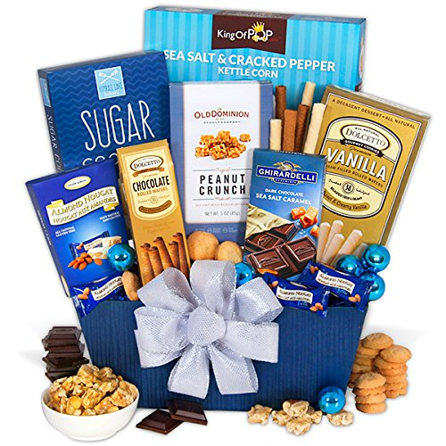Winter Wonderland Holiday Gift Basket