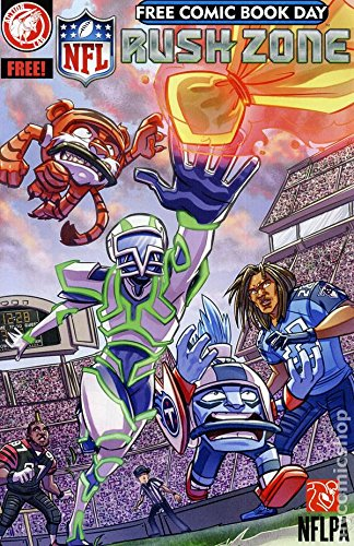 NFL Rush Zone Free Comic Book Day pdf
