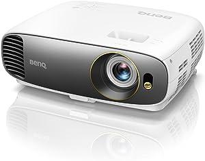 BenQ HT2550 4K UHD HDR Home Theater Projector, 8.3 Million Pixels, 2200 Lumens, Rec.709, Audiovisual Enhancer, 3D, HDMI