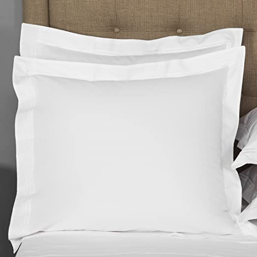 2 PC Pillow Shams All Colors 1000TC Egyptian Cotton Queen King Size