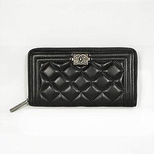 114716254c4e Amazon | ファッション カジュアル ロングウォレット 財布クラッチ ...