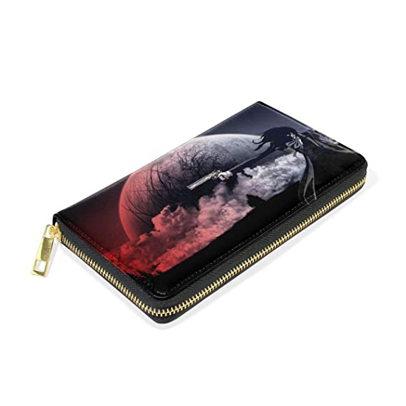 f1ee3fe177f5 Amazon.com: Ernestine M Davis Hellsing Ultimate Credit Card Holder ...